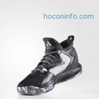 ihocon: adidas D Lillard 2.0 Shoes Men's Black