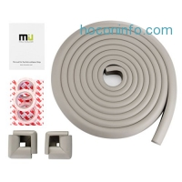 ihocon: MIU COLOR Table Edge Corner Guards with 4 Corners 16.4 ft