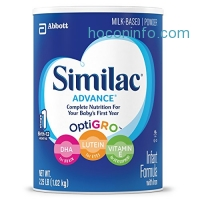 ihocon: Similac Advance Infant Formula with Iron, Powder, One Month Supply, 36 Ounce (Pack of 3)