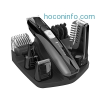ihocon: Remington PG525 Head to Toe Lithium Powered Body Groomer Kit, Trimmer (10 Pieces)