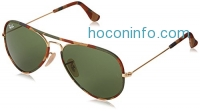 ihocon: Ray-Ban Men's Aviator Camouflage Sunglasses