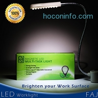 ihocon: LED Magnetic 12-Inches LED Multifunctional Worklight