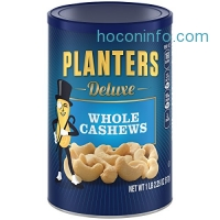 ihocon: Planters Deluxe Whole Cashew Nuts, 1 LB 2.25 OZ