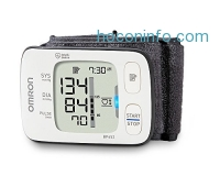 ihocon: Omron- #1 Doctor Recommended Brand- Clinically Proven Accurate with Heart Zone Guidance 7 Series Wrist Blood Pressure Monitor手腕血壓計