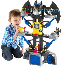 ihocon: Fisher-Price Imaginext DC Super Friends Transforming Batcave