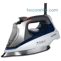ihocon: BLACK+DECKER D3030 Allure Iron, Blue