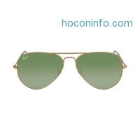 ihocon: Ray Ban雷朋太陽眼鏡Aviator Classic Green Sunglasses B3025-L0205-58