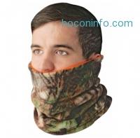 ihocon: Reversible Fleece Camouflage Neck Gaiter