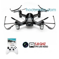 ihocon: EACHINE E40G 5.8G FPV Quadcopter Drone With 720P Wide Angle HD Camera Real Time Live Video空拍機