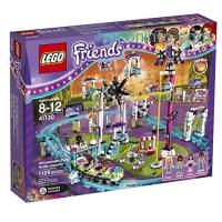 ihocon: LEGO Friends 41130 Amusement Park Roller Coaster Building Kit (1124 Piece)