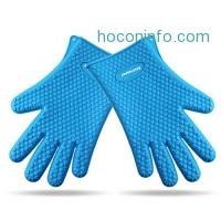 ihocon: Binwo BBQ Grill Silicone Gloves隔熱矽膠手套