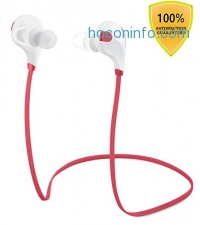 ihocon: Tecland stereo, noise cancelling Bluetooth headphone with microphone藍芽無線立體聲消噪麥克風耳機
