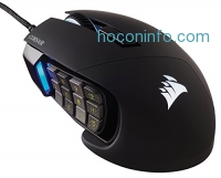 ihocon: Corsair Gaming SCIMITAR Pro RGB Gaming Mouse遊戲滑鼠