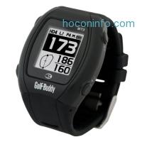ihocon: GolfBuddy GB-WT3 Golf GPS/Rangefinde r Watch BlackGolfBuddy GB-WT3 Golf GPS/Rangefinder Watch