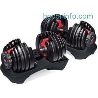 ihocon: Bowflex SelectTech 552 Dumbbells - Walmart.com