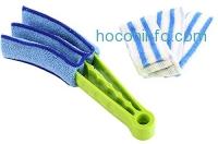 ihocon: FoVo Microfiber Blind Cleaner百頁窗清潔器