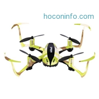 ihocon: Virhuck T915 Mini RC Drone 2.4 GHz 4 CH 6 AXIS GYRO System LED Lights 遙控四軸飛行器