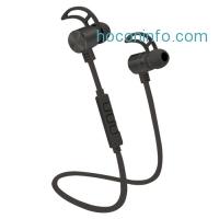 ihocon: POM GEAR Pro2GO P-One Wireless Bluetooth Noise-Cancelling Earbuds (Black)