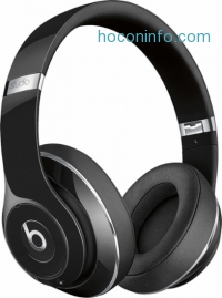 ihocon: Beats by Dr. Dre - Beats Studio Wireless Over-Ear Headphones - Gloss Black