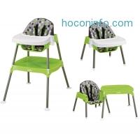 ihocon: Evenflo - Convertible High Chair, Dottie Lime