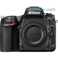 ihocon: Nikon D750 24.3 MP FX-format Full HD 1080p Video Digital SLR Camera Body Only機身