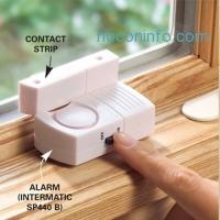 ihocon: Door & Window Wireless Alarm門窗警報器
