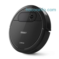 ihocon: ECOVACS Robotic Vacuum Cleaner, Tangle-free Suction for Pet Hair, Hard Floor, with Mop and Water Tank - Automatic Floor Cleaning Robot, DEEBOT N78