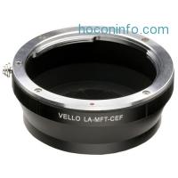 ihocon: Vello Canon EF/EF-S Lens to Micro Four Thirds Camera Adapter