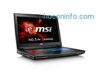 ihocon: MSI GT72VR Dominator Pro-257 17.3 120Hz 5ms Display Hard Core Gaming Laptop GTX 1070 i7-6700HQ 16GB 128GB M.2 SATA + 1TB Windows 10 VR Ready