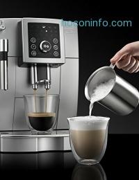 ihocon: Delonghi ECAM23210SB Super Automatic Coffee Machine, Silver