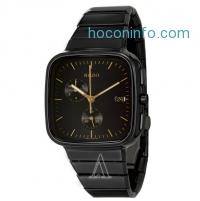 ihocon: Rado 雷達陶瓷男表 R5.5 Ceramic Chronograph Men's Watch