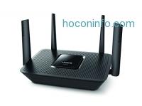 ihocon: Linksys Max-Stream AC2200 MU-MIMO Tri-band Wireless Router, Works with Amazon Alexa (EA8300)