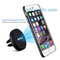 ihocon: Mpow Air Vent Magnetic Car Mount [2 PACK] 汽車磁性手機固定架