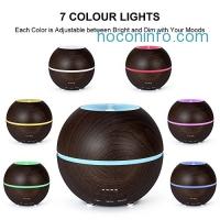 ihocon: MIU COLOR Ultrasonic Essential Oil Diffuser / Humidifier