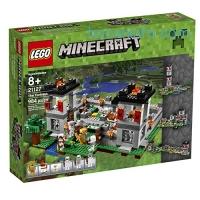 ihocon: LEGO Minecraft 21127 The Fortress Building Kit (984 Piece)