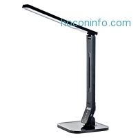 ihocon: Tenergy 11W 光線微調桌燈-含USB充電孔 Dimmable LED Desk Lamp With Built-in USB Charging Port, 530 Lumens