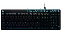 ihocon: Logitech RGB G810 Orion Spectrum Mechanical Gaming Keyboard