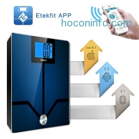 ihocon: Etekcity Bluetooth Digital Smart Body Fat Scale藍芽智能體脂體重計