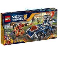 ihocon: LEGO Nexo Knights 70322 Axl's Tower Carrier Building Kit (670 Piece)
