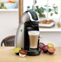 ihocon: DeLonghi EDG455TEX1 NESCAFÉ Dolce Gusto Genio Capsule Based  Coffee Maker and Espresso Machine, 21 oz