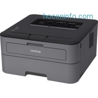 ihocon: Brother HL-L2300D Monochrome Laser Printer with Additional High Yield Toner Cartridge Kit