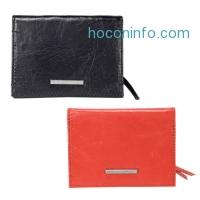 ihocon: Rebecca Minkoff Regan Leather Card Case信用卡夾