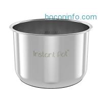 ihocon: Genuine Instant Pot Stainless Steel Inner Cooking Pot - 6 Quart