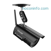 ihocon: Sricam 720P HD Waterproof Security Outdoor IP Camera居家監視攝影機