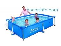 ihocon: Bestway Rectangular Splash Frame Pool 94 59 x 23