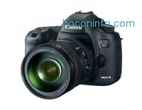 ihocon: Canon EOS 5D Mark III 22.3MP Full Frame DSLR Camera + 24-105mm Lens