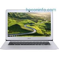 ihocon: Acer 14 Chomrebook, Intel Celeron N3160 1.60 GHz, 4GB Ram, 32GB Flash, Chrome OS | CB3-431-C5FM ( Certified Refurbished)