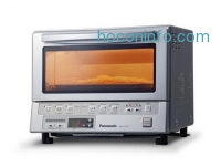ihocon: Panasonic FlashXpress Toaster Oven with Double Infrared Heating NB-G110P雙紅外線烤箱