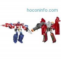 ihocon: Transformers Generations, Platinum Edition, One Shall Stand, One Shall Fall