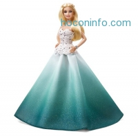 ihocon: Barbie Collector 2016 Holiday Doll